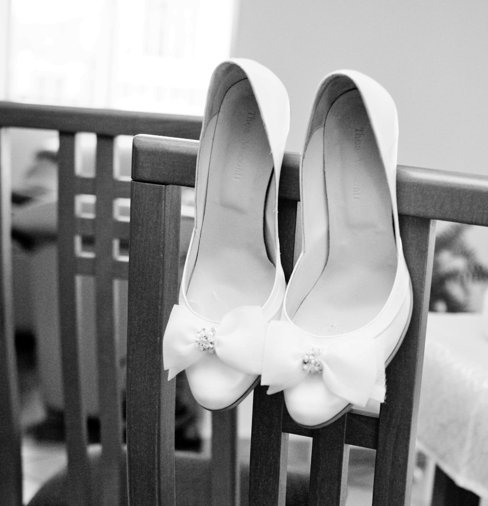 clipsuri pantofi bridal